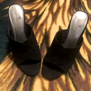 Worthington Block Heel Sandals
